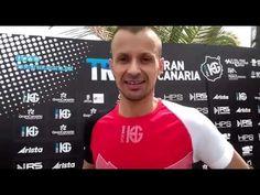 Albert Pujol ganador del maratón Transgrancanaria 2017 - YouTube
