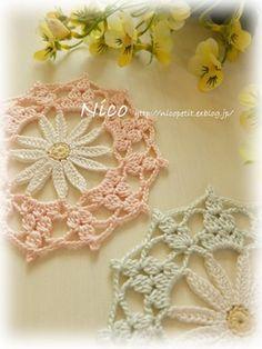 編み物 : Nico ちいさな編み物たち