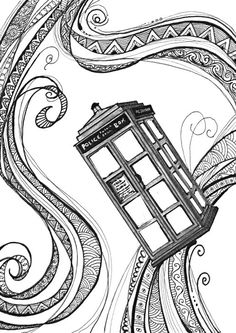 free printable difficult grown up coloring pages london creative leisure activities beautiful drawings red phone box of london drawing london red phone