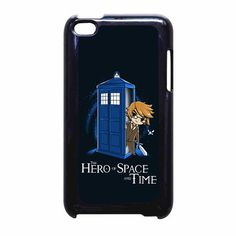 Zelda Doctor Who Ipod Touch 4 Case