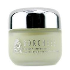 Borghese Crema Intensiva-1.7 oz by Borghese. $36.00. This comforting creme provides both deep down firming therapy and surface smoothing.. Pamper & RestoreBorghese Crema Intensiva is a restorative treatment that helps aged or damaged skin regain its youthful looking tone and vitality. This ultra-luxurious, rich, comforting cream provides both deep down firming therapy and surface smoothing. It replenishes essential nutrients and restores and fortifies skin's moisture sh...