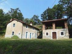 Te koop : karakteristieke woning midden in het bos - Plodio - Huizenjacht Italië  #ItalianProperty