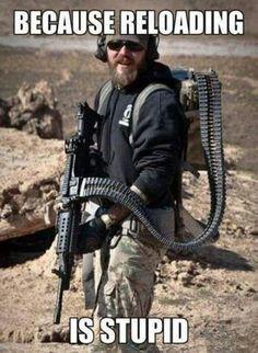 M249 SAW meme