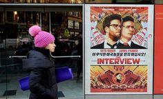 cotibluemos: Hollywood se enciende por el ataque norcoreano a '...