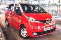 Nissan NV200 Taxi für Hongkong #nissan #nissannv200 #nv200 http://www.nissanfanblog.de/nissan-praesentiert-nissan-nv200-taxi-fuer-hongkong