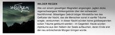 Аудиокниги на немецком языке: Сезон дождей Night Skies, Clouds, Rain