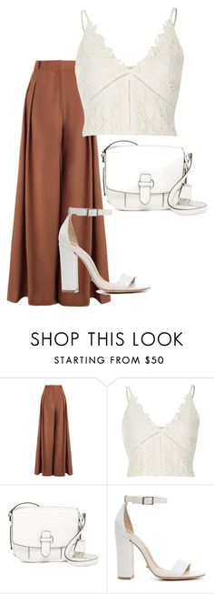 """""""Untitled #107"""" by toniannfratianni on Polyvore featuring Zimmermann, River Island, MICHAEL Michael Kors and Schutz"""