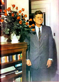 Weekly pictures of John F. Kennedy & friends. Questions, comments, concerns? Get at me here. A...