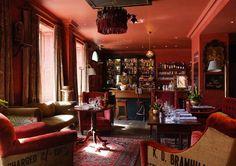 The Zetter Townhouse, excéntrico hotel boutique en Londres | DolceCity.com