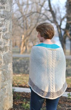 Quiet Life by Mindy Wilkes $6 on Ravelry, used Aran weight yarn