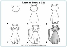 "Learn to draw.....the only subject I got a ""c"" in, in school!"