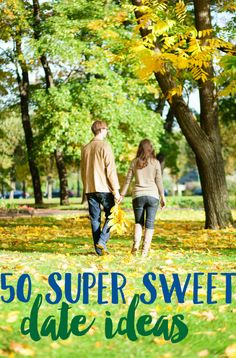 Get ready for a fun autumn night with these fall date night ideas!