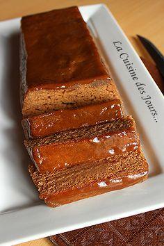 Fondant au chocolat pralinoise au micro-ondes