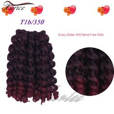 Aliexpress.com : Buy Long Lasting 75g/Pcs Freetress African Collection Jumpy Wand Curl Twist Jamaican Bounce Twist Braiding Hair Extension Crochet  from Reliable hair rosette suppliers on furice hair Store