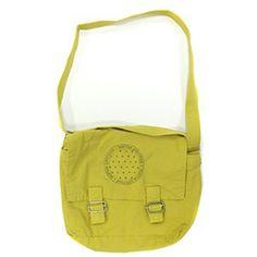 Bonton Yellow Satchel Bag
