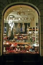 best chocolate shop on the planet, warsaw, poland