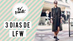 London Fashion Week - Vlog - TV Beauté   Vic Ceridono