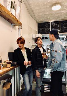 yuta x doyoung x johnny Taeyong, Nct Yuta, Nct 127, K Pop, Rapper, K Wallpaper, Nct Doyoung, Nct Johnny, Nct Life