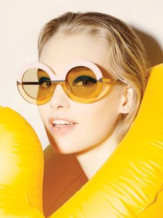 b6d471ae22 Summer time fun with Karen Walker s Poolside Collection.  Karenwalker   sunglasses  lifestyleoptical