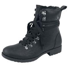 Black Premium forede vinterstøvler. - Inderfor: 100% polyester teddy. - støvlehøjde: 16 cm. - lynlås i siden.