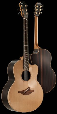 "Lowden Guitars ""50 Series"" Model F50 IR/C Fan Fret - East Indian Rosewood/Cedar Acoustic"