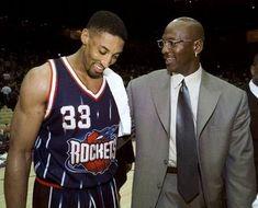 Scottie Pippen, Basketball Legends, Basketball Players, Michael Jordan Basketball, Jordan 23, Dennis Johnson, Phil Jackson, Nba Championships, Team Coaching