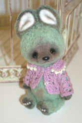 Olga Schlegel - Artist Bears and Handmade Bears
