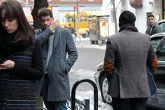 casual style 2014 | Street Style: Perfect Casual Menswear From NYFW F/W 2014