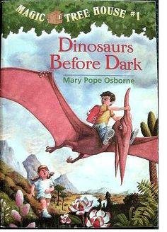 Dinosaurs Before Dark (Magic Tree House, No. 1): Mary Pope Osborne, Sal Murdocca: 9780679824114: Amazon.com: Books