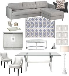 """home decor | living room"" by boxandbrownie on Polyvore"