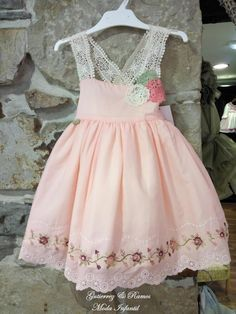 21 Best Vestidos Niñas Images Dresses Flower Girl Dresses