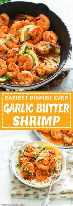 Garlic Butter Shrimp You may have strayed Seafood Appetizers Seafood Appetizers Appetizers Appetizers for a crowd Appetizers parties Appetizers For A Crowd, Seafood Appetizers, Best Appetizers, Appetizer Recipes, Seafood Dinner, Shrimp Dishes, Shrimp Recipes, Easy Skillet Dinner, Seafood Shop