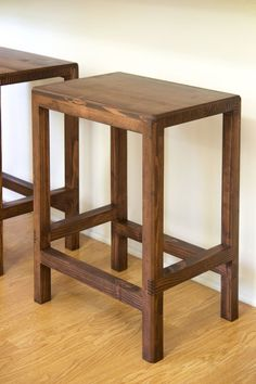 Ana White   Build a 2 X 4 Bar Stools - Featuring Jays Custom Creations   Free and Easy DIY Project and Furniture Plans