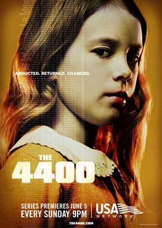 148 Best THe 44oo images in 2016 | The 4400, TV Series, Beautiful people
