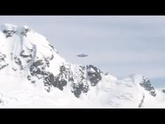 Strange UFO filmed by Norwegian expedition in Antarctica - January 2016 !!! - YouTube