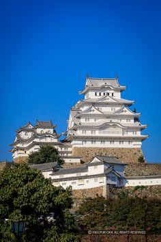 姫路城天守|お城めぐりFAN 写真ライブラリー