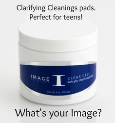 Put that oily skin in check!  Wipe clean as needed. Morning and evening, as needed for oil control. Evening Caution:  May dry out skin after excess usage. Apply Sun product to reduce irritation if necessary. #Imageskincare #ABQFacials #ABQ #Picaspa #PicaFacials