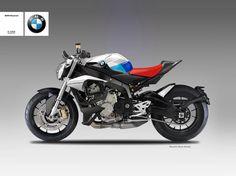 Custom BMW S1000r