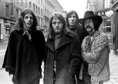 With the release of 1973's The Dark Side of the Moon, Pink Floyd abruptly went from a moderately successful acid-rock band to one of rock music's biggest acts. (Rollingstone.com)