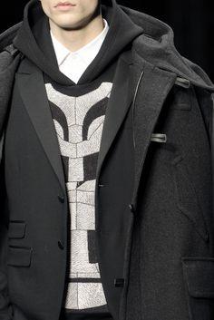Neil Barrett Fall 2012 Menswear - Details - Gallery - Style.com