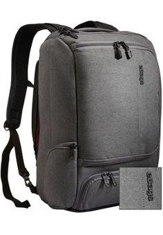 eBags TLS Professional Slim Laptop Backpack Heathered Graphite - via eBags.com!