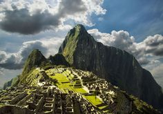 Machu Picchu - One of the new 7 wonders of the world Machu Picchu is on a lot of peoples list of places to see and visit.  The famous 4 day In...