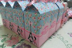 Kit de Festa Paris Floral