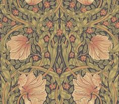 Pimpernel wallpaper by Morris