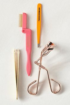 Gotta love it! #clementinebeauty Tweezerman Precision Slant Tweezer #anthropologie