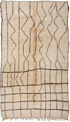 Loom Rugs_ Berber could be a lovely option for the downstairs lounge_ 1318 Vintage Berber Azillal Rug 385 x Textile Patterns, Textile Prints, Textile Art, Cheap Carpet Runners, African Textiles, Rugs On Carpet, Carpets, Stair Carpet, Patterned Carpet