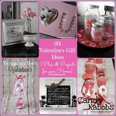 31 Valentine's Gift Ideas