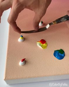 Canvas Painting Tutorials, Diy Canvas Art, Acrylic Abstract Painting Techniques, Easy Acrylic Paintings, Abstract Painting Easy, Painting Videos, Painting Lessons, Acrylic Painting Flowers, Acrylic Art