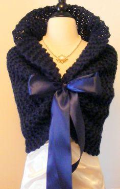 Bride Bolero / Wedding Shawl / Shrug / Bridal by ElegantKnitting, $103.00