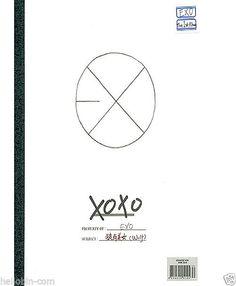 EXO - XOXO (Hug Ver) (Vol. 1) CD + GIFT MINI POSTCARD